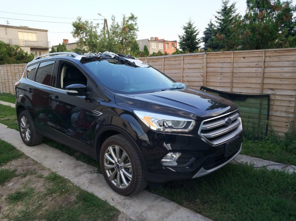 Ford Escape 2017 1.5