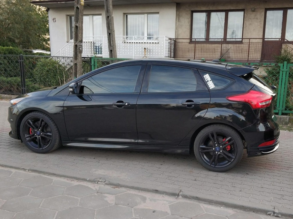 Ford Focus 2015 ST