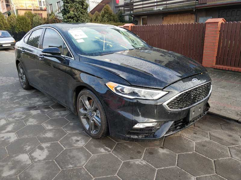 Ford Fusion Sport 2017 2.7 325km