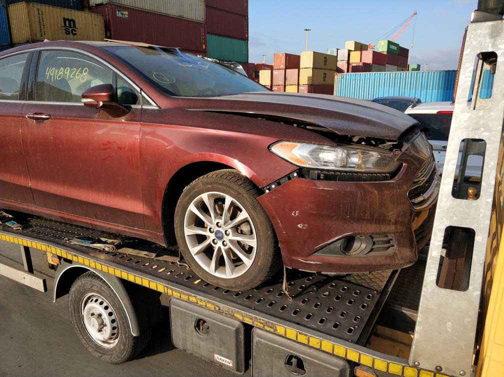 Ford Fusion 2016 SE 2.0 4x4